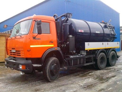КАМАЗ ТКМ 620